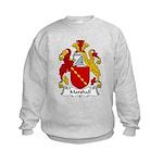 Marshall Family Crest Kids Sweatshirt