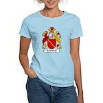 Marshall Family Crest Women's Light T-Shirt