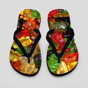 1deafdfd91119e Gummy Flip Flops - CafePress