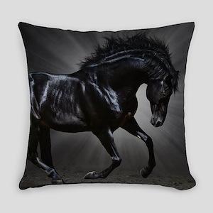 Dark Horse Everyday Pillow