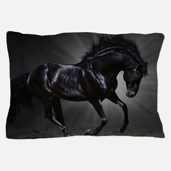 Dark Horse Pillow Case