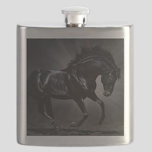 Dark Horse Flask