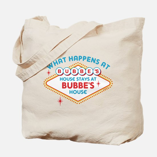 Las Vegas Stays At Bubbe's Tote Bag