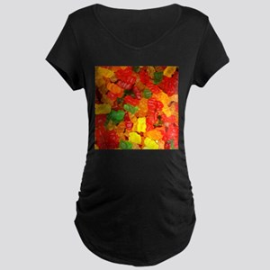 vintage gummy bears Maternity T-Shirt