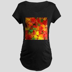 vintage gummy bears Maternity T-Shirt