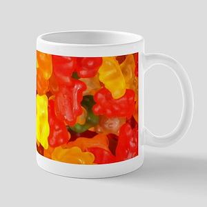 vintage gummy bears Mugs