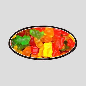 vintage gummy bears Patch