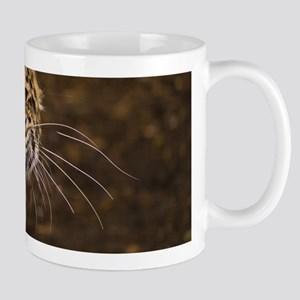 Growling Jaguar Mugs