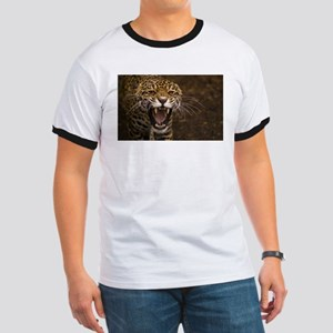 Growling Jaguar T-Shirt
