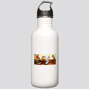 Trapeze Girls Stainless Water Bottle 1.0L
