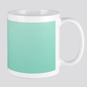 beach seafoam ombre Mugs