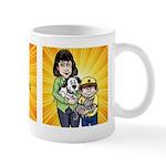 Hug Your Kids And Pets Mugs