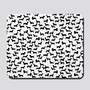 Dachshunds Mousepad