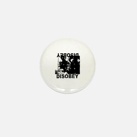 Disobey Mini Button