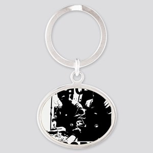 Disobey Keychains