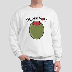 Olive You Sweatshirt