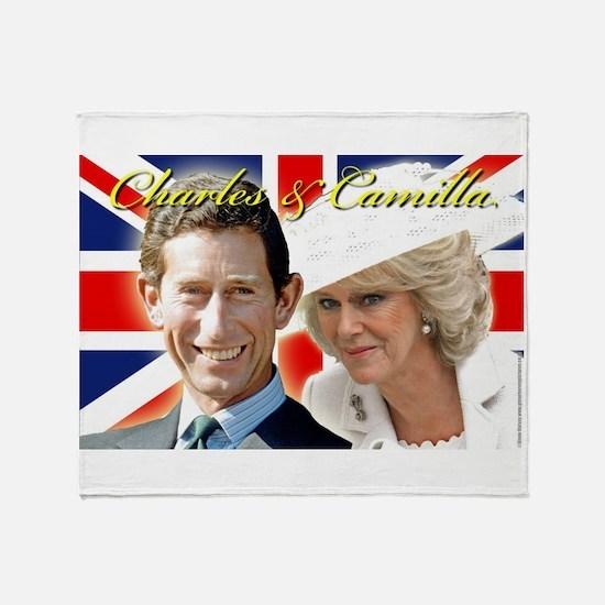 Unique English royalty Throw Blanket