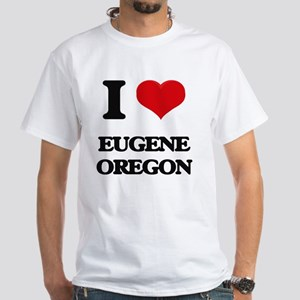 I love Eugene Oregon T-Shirt