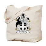 Marbury Family Crest Tote Bag