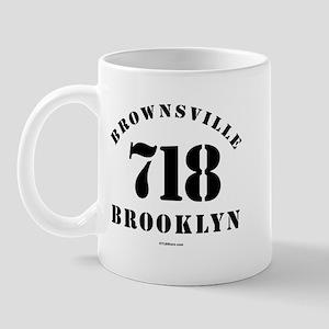 Brownsville 718 Mug