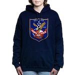 USS JAMES K. POLK Women's Hooded Sweatshirt