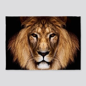 Lion King 5'x7'Area Rug