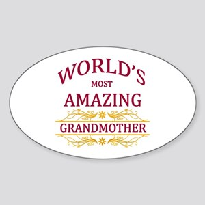 Grandmother Sticker