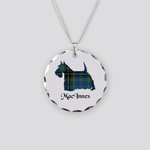 Terrier - MacInnes Necklace Circle Charm