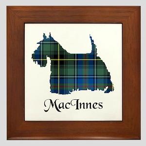 Terrier - MacInnes Framed Tile