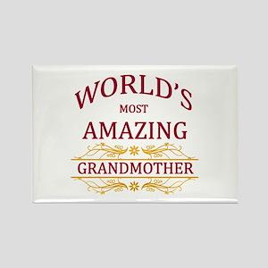 Grandmother Magnets