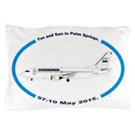Fun and Sun in Palm Springs Pillow Case