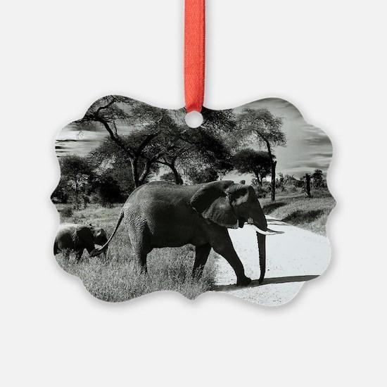Elephant Ornament