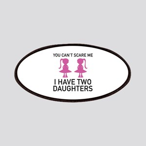 I Have Two Daughters Patches