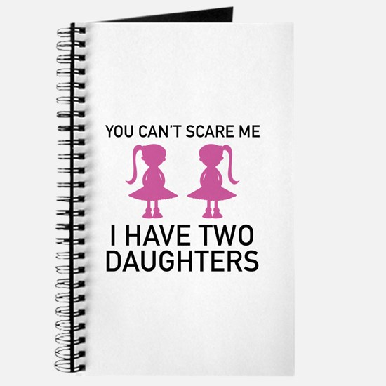 I Have Two Daughters Journal