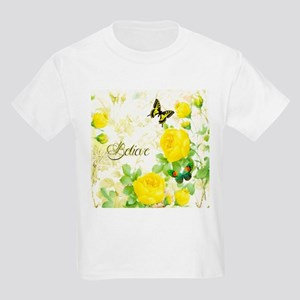 Believe - yellow roses T-Shirt