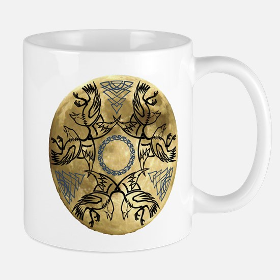 Huginn & Muninn Mugs