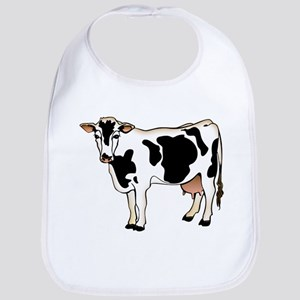 Spotted Cow Bib