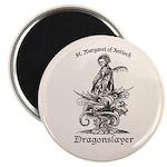 St. Margaret Dragonslayer Light Magnet