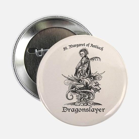 St. Margaret Dragonslayer Light Button