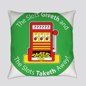 slot_give take Everyday Pillow