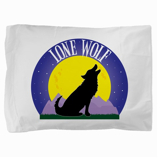wolf and moon cp 2.png Pillow Sham