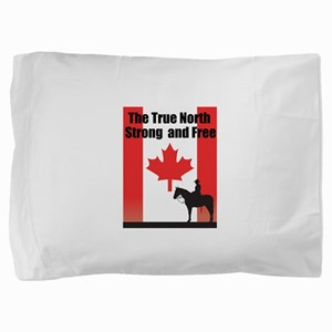 Oh Canada Pillow Sham