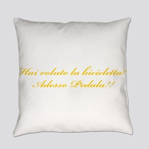 2-Hai voluto la bicicletta Everyday Pillow