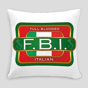 f_b_italian Everyday Pillow