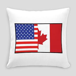 america_canada Everyday Pillow