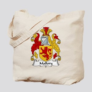 Mallory Family Crest Tote Bag