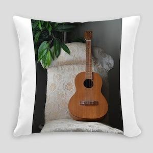 Baritone Ukulele Everyday Pillow