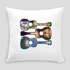 Art of the Uke Everyday Pillow