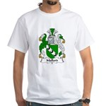 Mallard Family Crest White T-Shirt