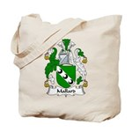 Mallard Family Crest Tote Bag